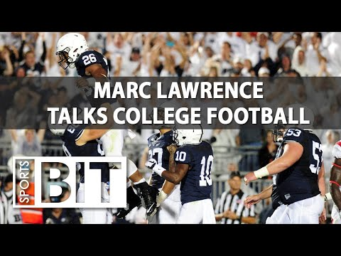 Marc Lawrence On College Football | Sports BIT | NCAAF Picks