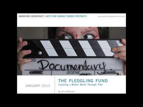 Fledgling Fund Funder Portrait
