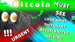BITCOIN HALVING MUST SEE! LOOK WHAT THIS CHART REVEALS AFTER HALVING!!! URGENT!!! IT'S FINALLY HERE!