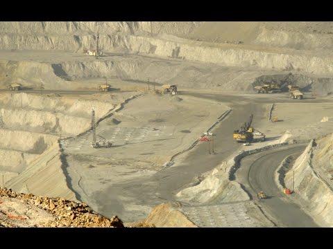 Rock Mining (Quarrying) Process
