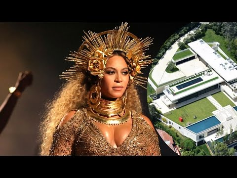 Beyonce Preparing a $120 MILLION Mansion for Her Twins!?