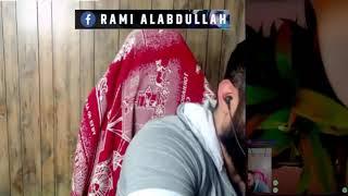 اقوى مقلب رامي العبد الله بنت  فرجته كل شيء 😳🔥🔥