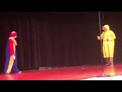 Pennywise and Georgie talent show 2017