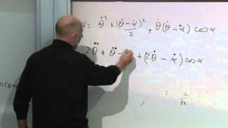 Classical Mechanics | Lecture 6