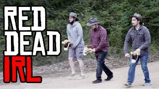 Red Dead Redemption 2 In Real Life