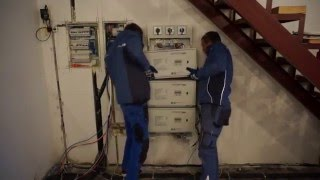 видео Стабилизаторы напряжения 220в для дома