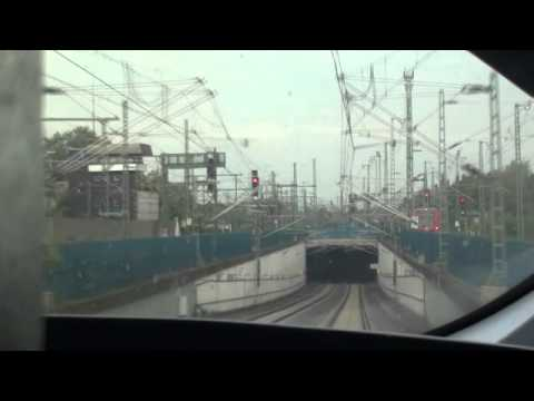 siegburg bonn station to spich..wmv