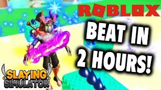 Batendo Sdeitado sim em 2 horas!? | Roblox simulador de Spostura