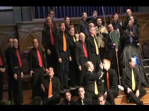 A Letter From Camp  Out Loud: The Colorado Springs Mens Chorus