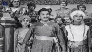 Duryodhana, Bheema Scene - Bheeshma Telugu Movie Scenes