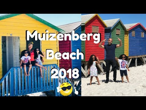 Instagram Beach   Cape Town Vlog   MUIZENBERG BEACH   Things To Do In Cape Town   Interracial Family