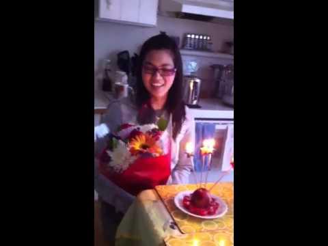 Happy birthday Mallory :)