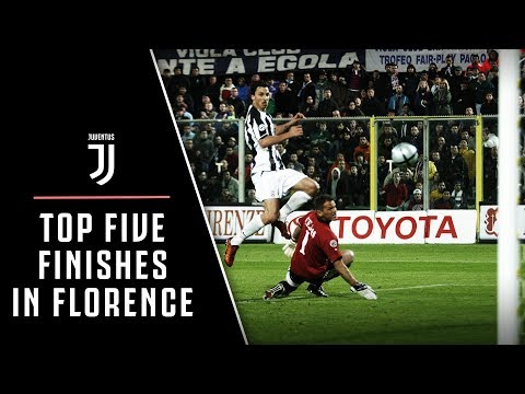 TOP FIVE FINISHES IN FLORENCE!   FIORENTINA VS. JUVENTUS