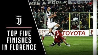 TOP FIVE FINISHES IN FLORENCE! | FIORENTINA VS. JUVENTUS