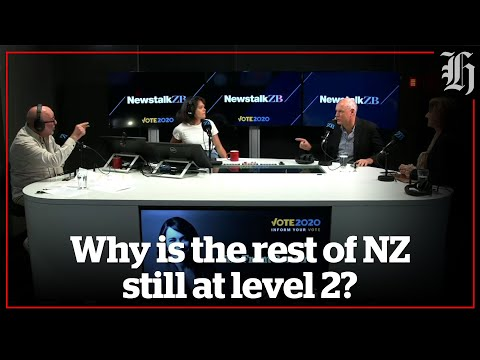 Why is the rest of New Zealand still at level 2? | The Front Bench