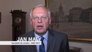 Jan Malý - Senátní Volby 2016, 2. kolo