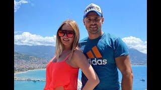 Даша Пынзарь Кайфанули с мужем на пляже в Турции