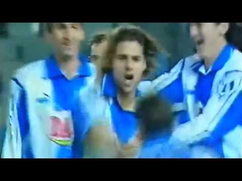 8  Mauricio Pochettino,  Espanyol Valencia 97 98