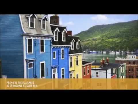 Premiere Suites- Springdale St. Residence Suite 89 A, 89 Springdale St. St. John's Newfoundland