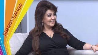 Nazpəri İlhamə Quliyevadan danışdı - Səhər-səhər - ARB TV