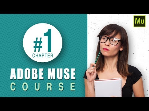 Adobe Muse Course | Responsive design and breakpoints [Chapter 1]