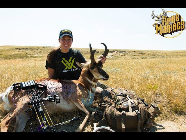 S1 EP7 - Shane and Jena Hunt Pronghorn in Wyoming