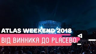 Atlas Weekend 2018. После заката