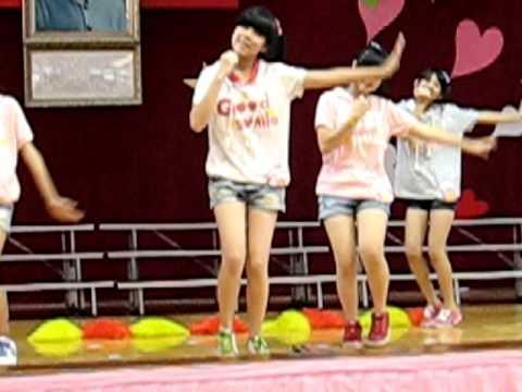 五常國小 畢業生舞蹈表演 A_Ab - YouTube