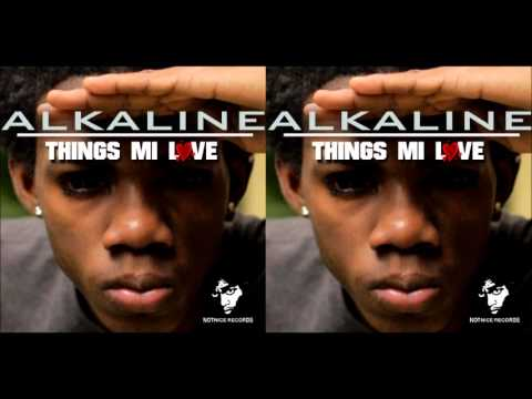 Alkaline - Things Mi Love (Raw) - May 2013   @GazaPriiinceEnt