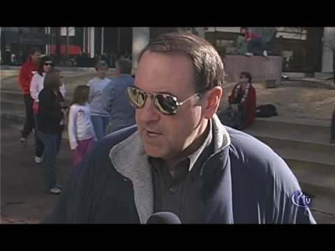Gov. Mike Huckabee on abortion