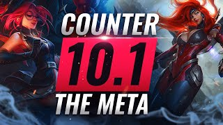 Counter The Meta: BEST Counterpicks For EVERY ROLE - Patch 10.1 - League of Legends Season 10