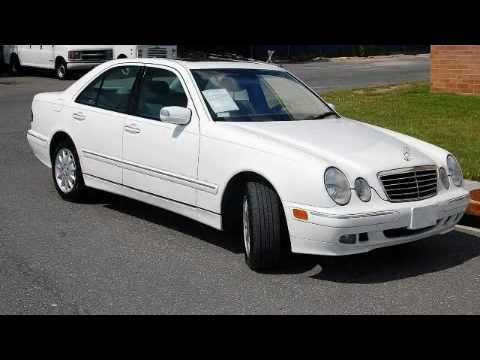 2001 mercedes benz e320 annapolis md youtube for 2001 mercedes benz e320