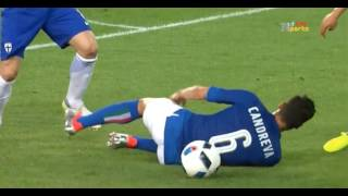 Candreva Goal - Penalty Italy vs Finland 2016 International Friendly