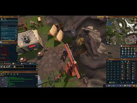 Runescape 3 Ironman 022 - The Crafting Episode - Creating Urns That Give Exp In Other Skills