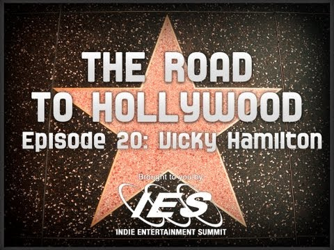 IES: THE ROAD TO HOLLYWOOD: VICKY HAMILTON & MARC CANTER 4-30-13