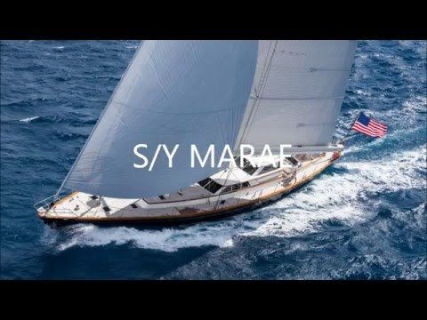 Sailing Yacht MARAE video of this beautiful 108' luxury sailing charter yacht