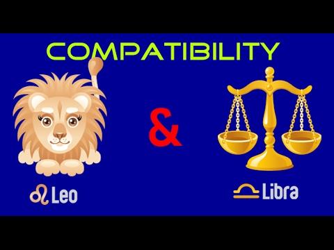 Leo and libra sexually