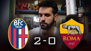 Roma RIDICOLA a Bologna... ADESSO BASTA!