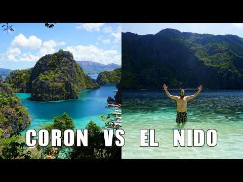 EL NIDO VS CORON THE PHILIPPINES