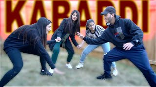 Kabbadi challenge: GUYS vs GIRLS!