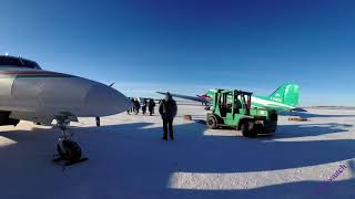 Here it is! The Official Buffalo Airways Hangar Tour March 2018