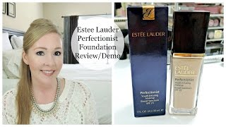 видео Estee Lauder Perfectionist Makeup SPF 25