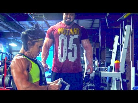 Bodybuilding Series: MUTANT On A Mission COMPLETE SEASON 1 (2 hours)