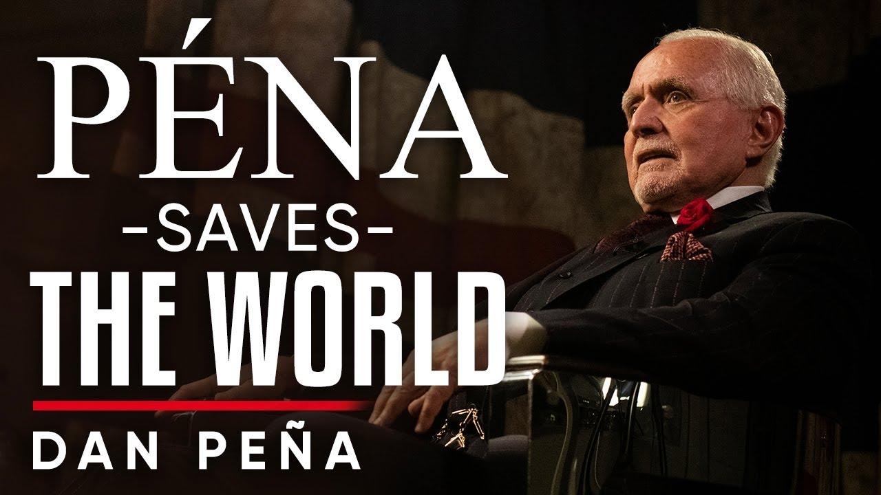 DAN PENA SAVES THE WORLD | London Real
