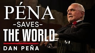 DAN PENA SAVES THE WORLD | London Real