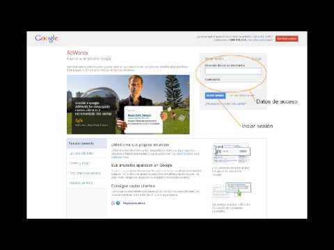ID de cliente de cuenta de Google Adwords