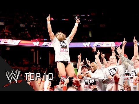 Unexpected Arrivals - WWE Top 10