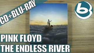 [CD+Blu-Ray] Pink Floyd - The Endless River [UK]