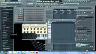 fl studio 10 видео урок рэп минусовка от таджкиского рэпера Jax Tajrap