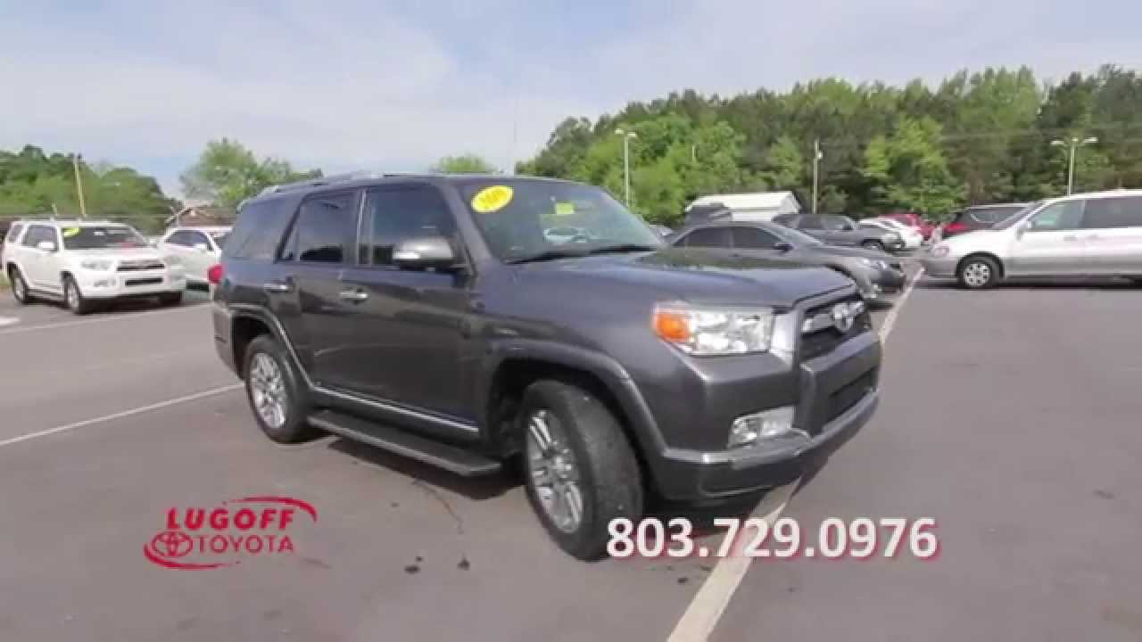 2010 Toyota 4runner Columbia Sc The Midlands Lugoff